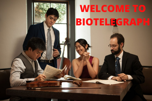 WELCOME TO BIOTELEGRAPH